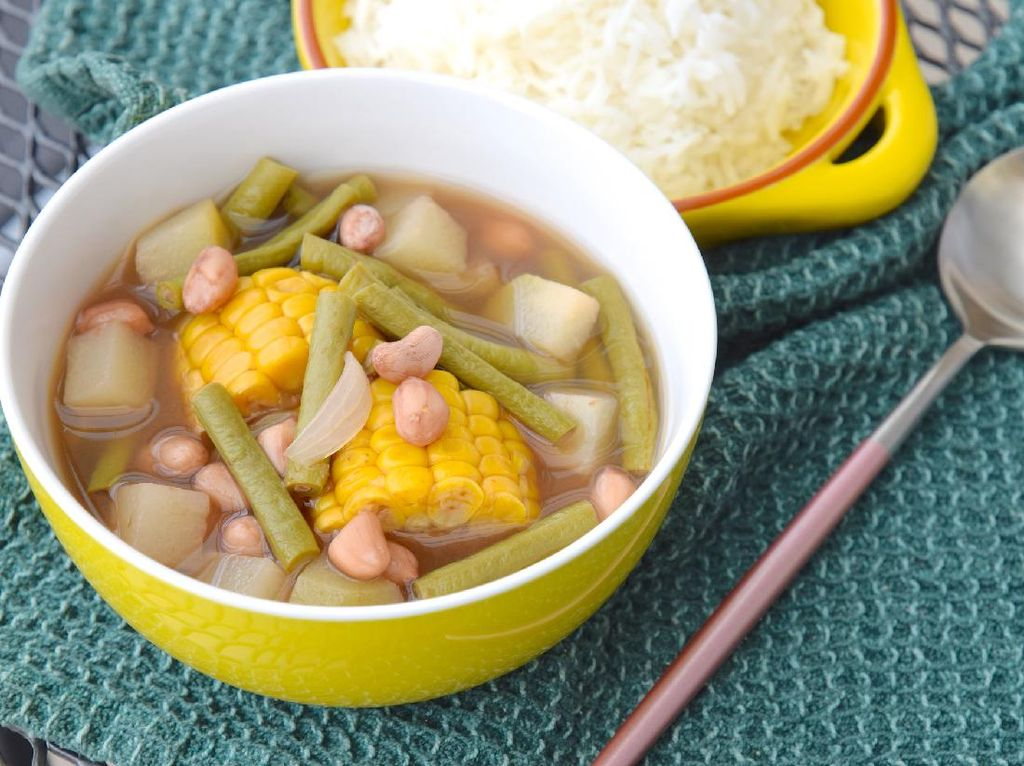 Masakan Rumahan yang Sederhana dan Bikin Kangen