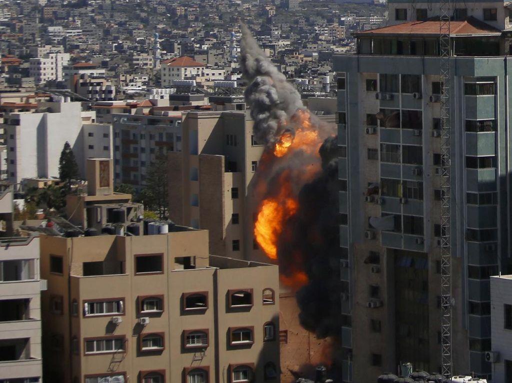 Uni Emirat Arab Prihatin Atas Kekerasan Israel-Palestina
