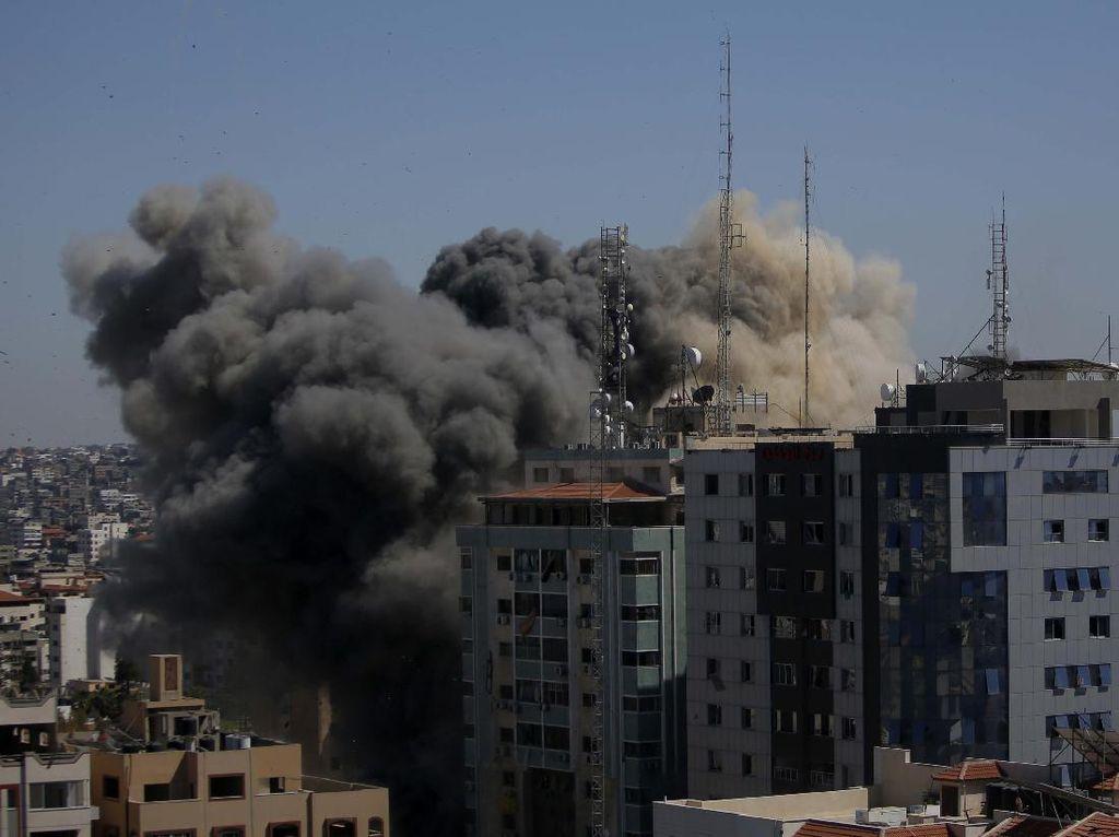 PBB Sebut Serangan Israel ke Gaza Mengarah pada Kejahatan Perang
