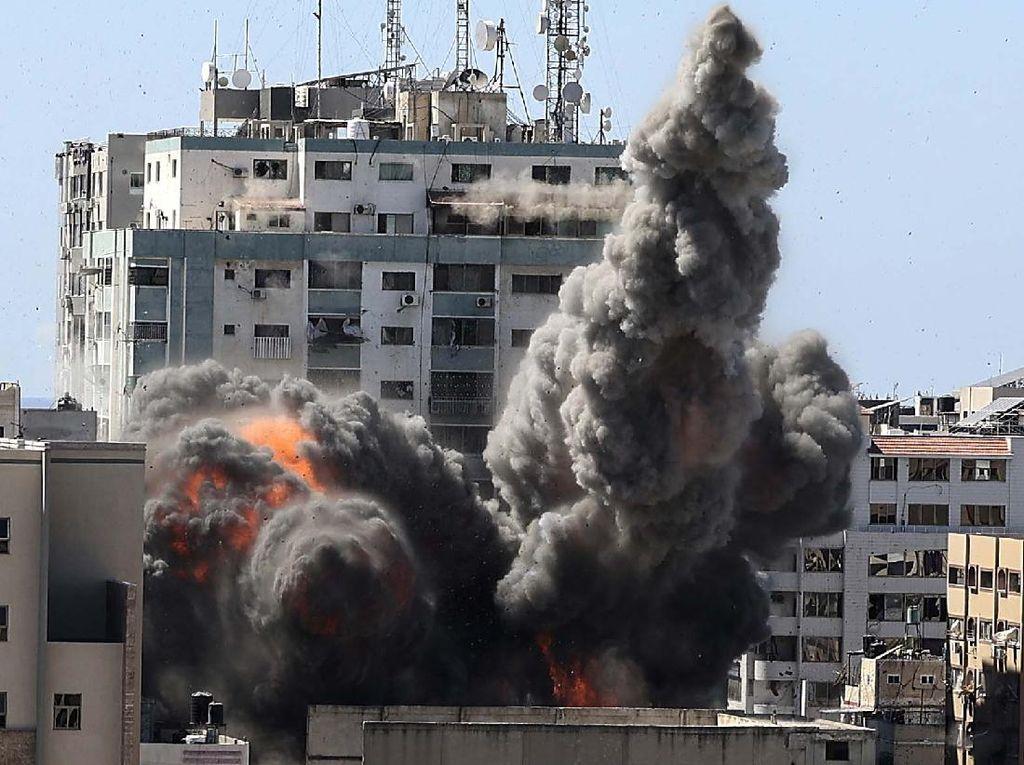 Palestina, Gigi Hadid, dan Suara Kemanusiaan