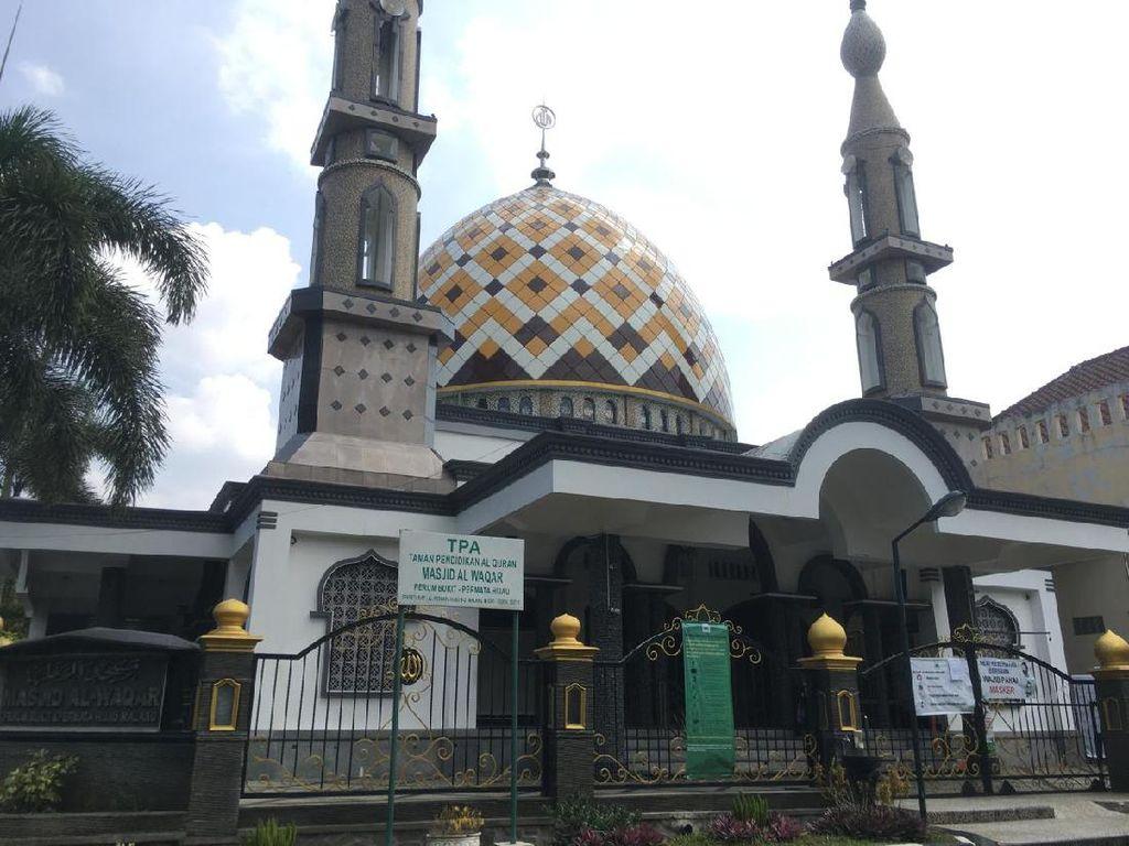 Muncul Klaster Baru, Masjid di Malang Ditutup Dua Minggu