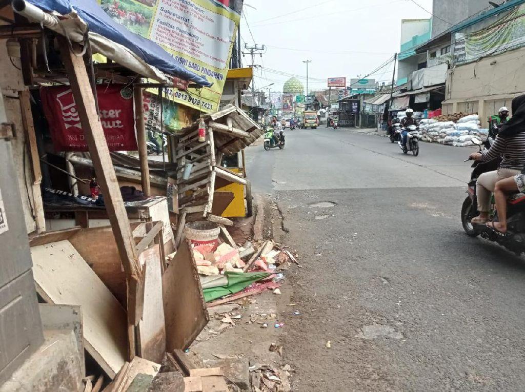 Panik, Dalih Pengemudi Sedan Kabur Usai Tabrak 8 Orang di Bekasi