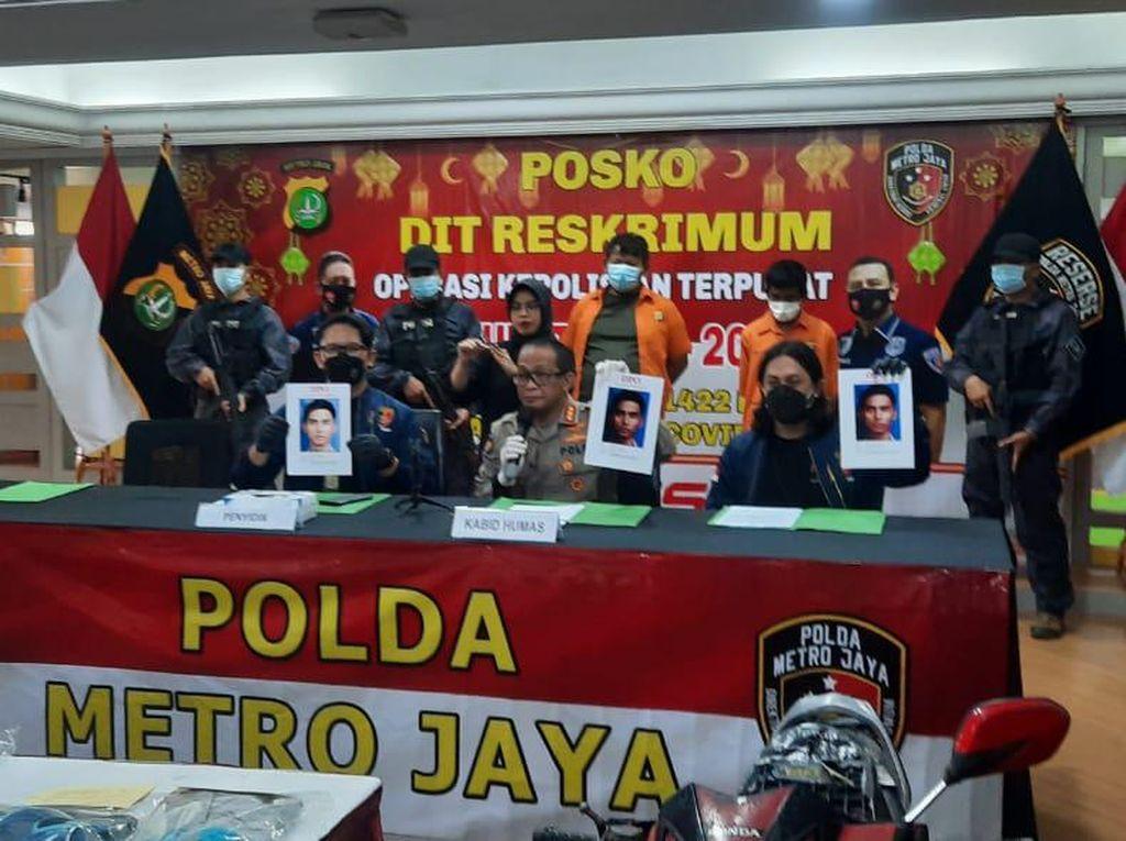 Aktor Perampokan dan Perkosaan ABG di Bekasi Diminta Segera Menyerah!