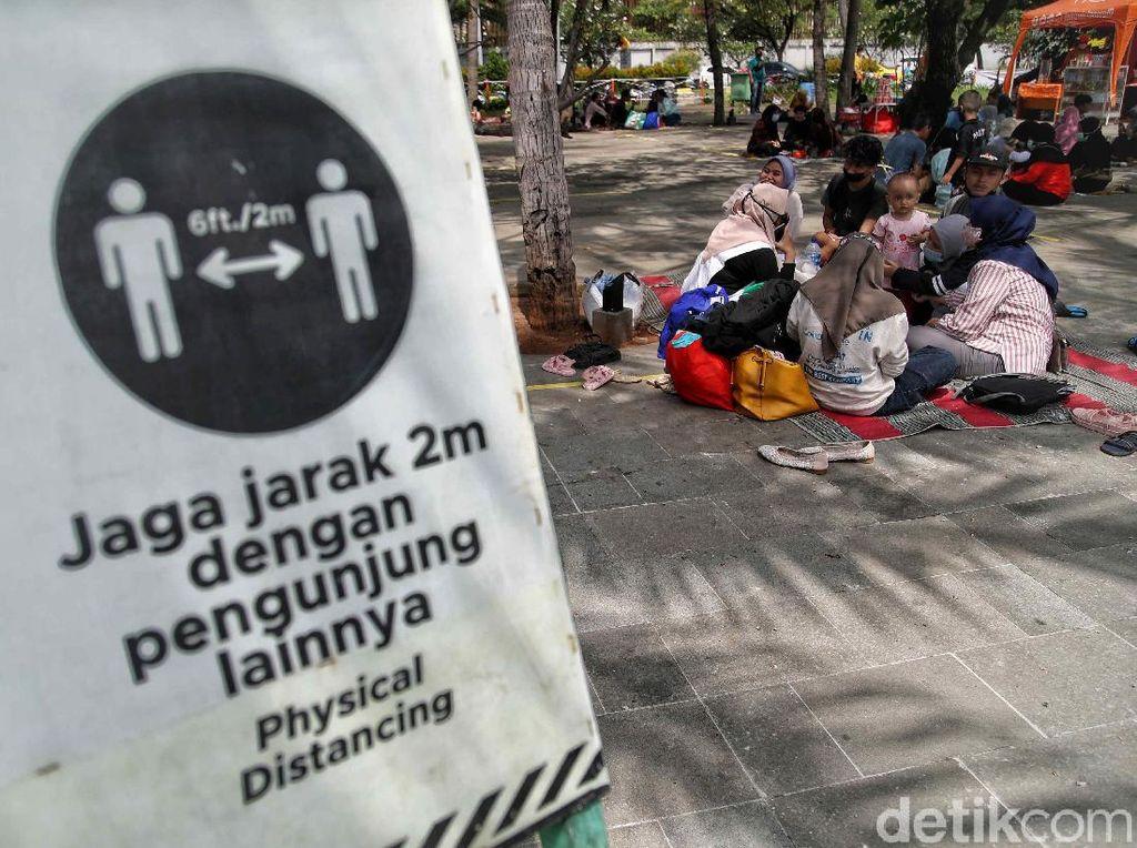 3 Hal Pemicu Warga Tak Patuh Prokes di Tempat Wisata Jakarta