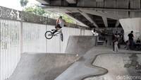 Balap Sepeda Indonesia Ikuti Kejuaraan Dunia Freestyle di Prancis
