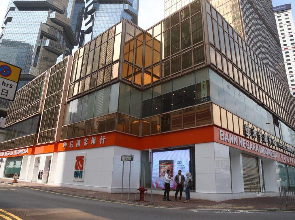 Exim Bank Taiwan Gandeng BNI Berikan Relending Facility