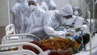 Dalam Sehari 25 Dokter di India Meninggal karena COVID-19