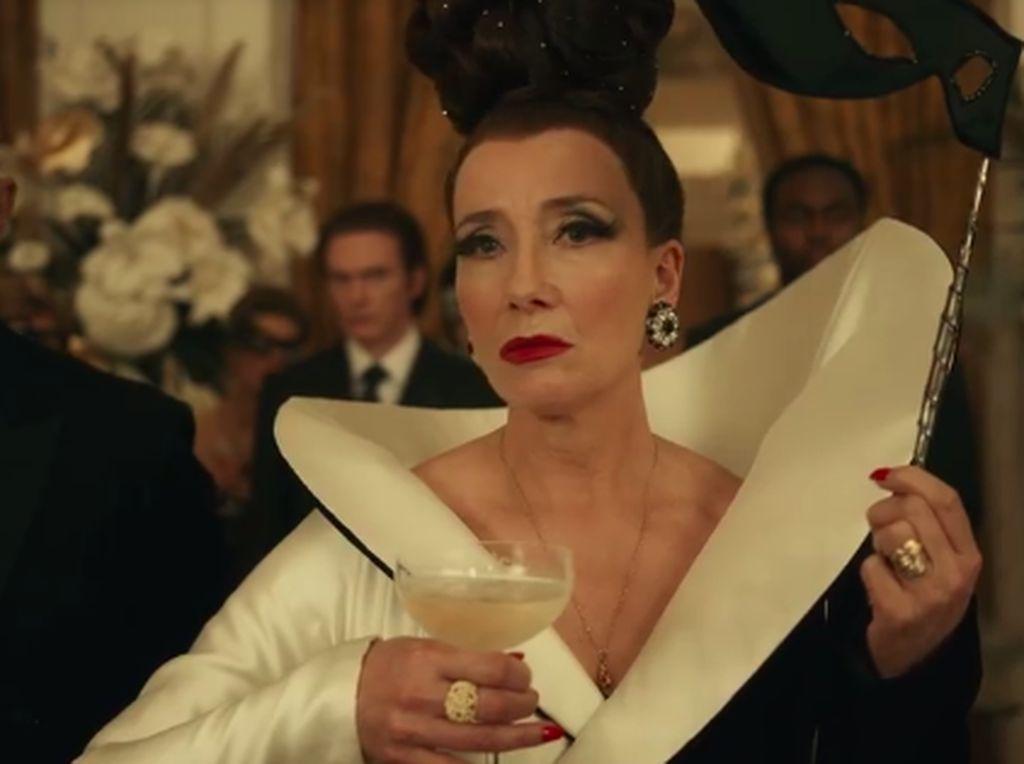 Jadi Antagonis di Cruella, Emma Thompson: Ia Tidak Jahat, Pikirannya Sederhana