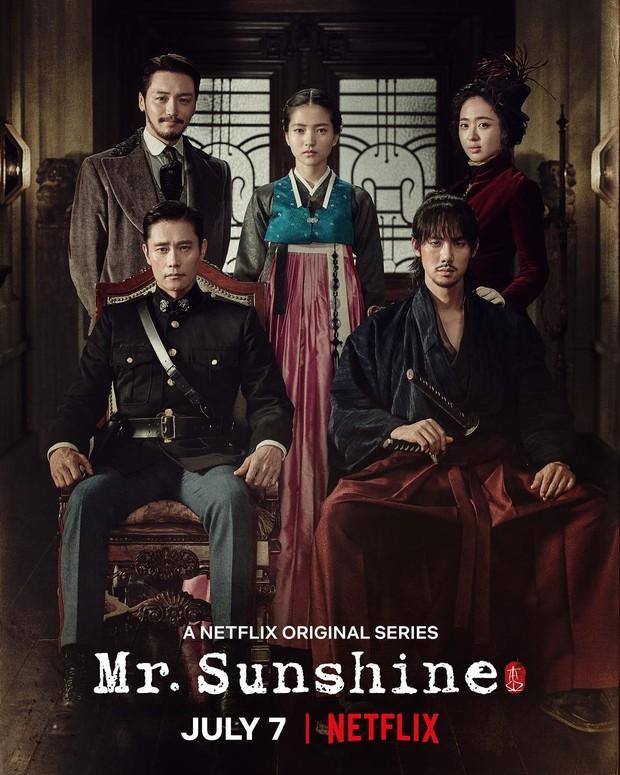 Drama Korea Mr. Sunshine.