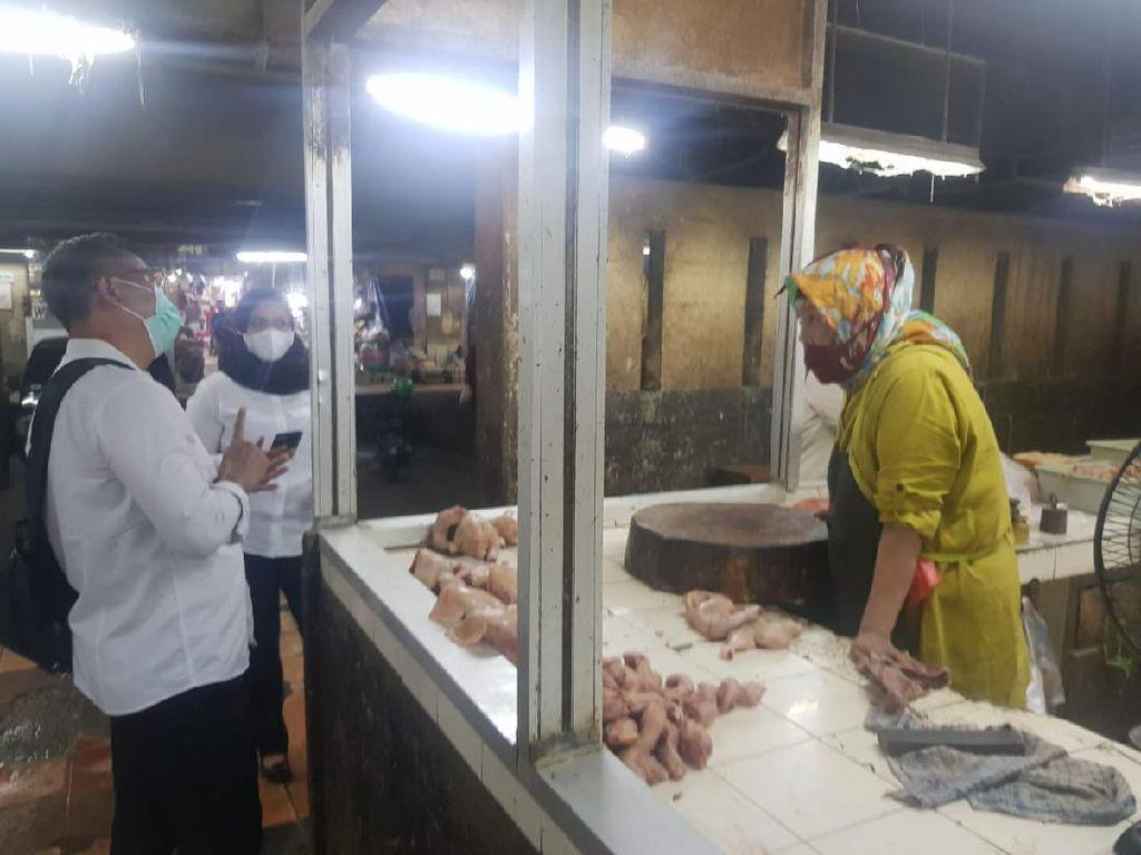 Harga Daging Ayam di Surabaya Sempat Naik hingga Rp 50 Ribu Usai Lebaran