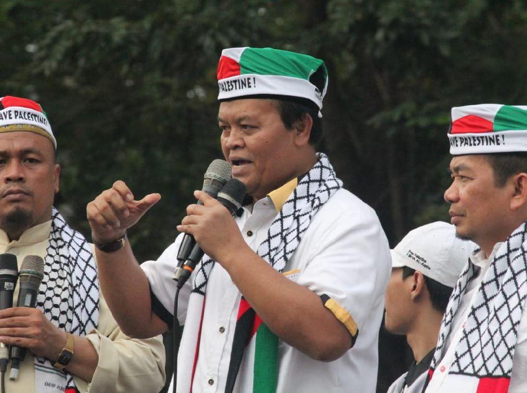 HNW Sesalkan Zionis Nusantara yang Dukung Israel Jajah Palestina