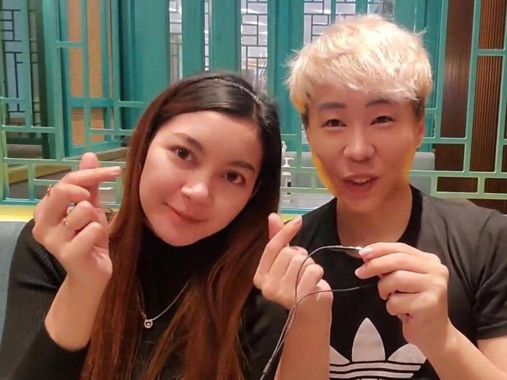 YouTuber Ujung Oppa Siap Nikahi Pedangdut Bintang Pantura
