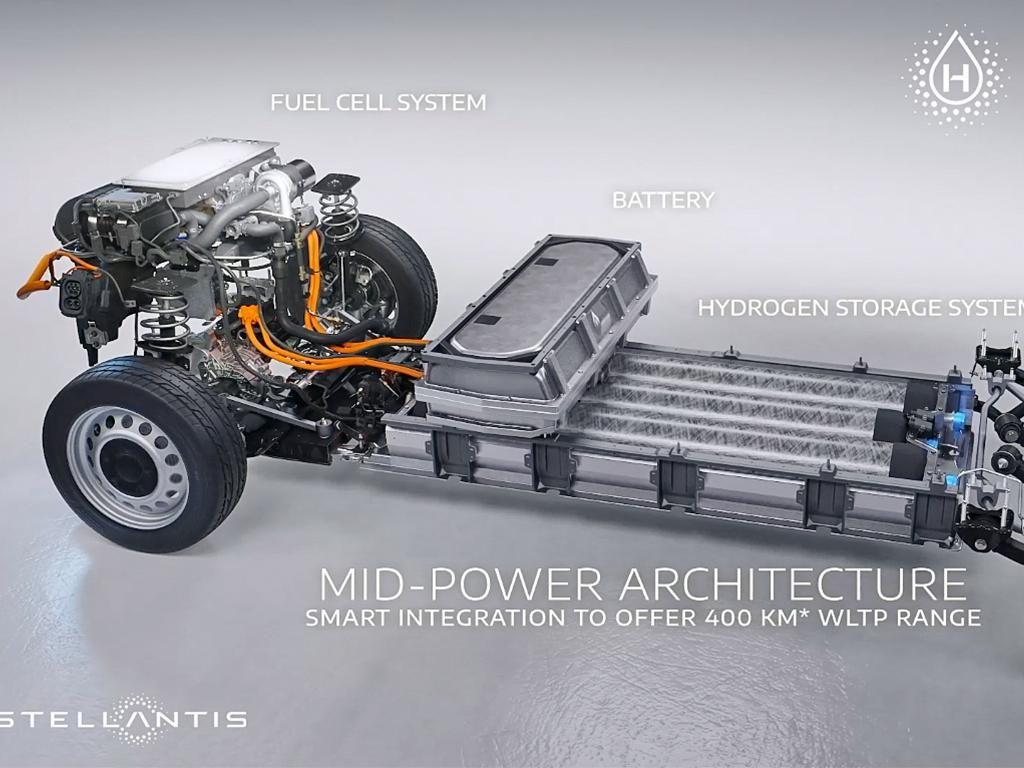 Ini Mobil Komersial Pertama Berbekal Hidrogen