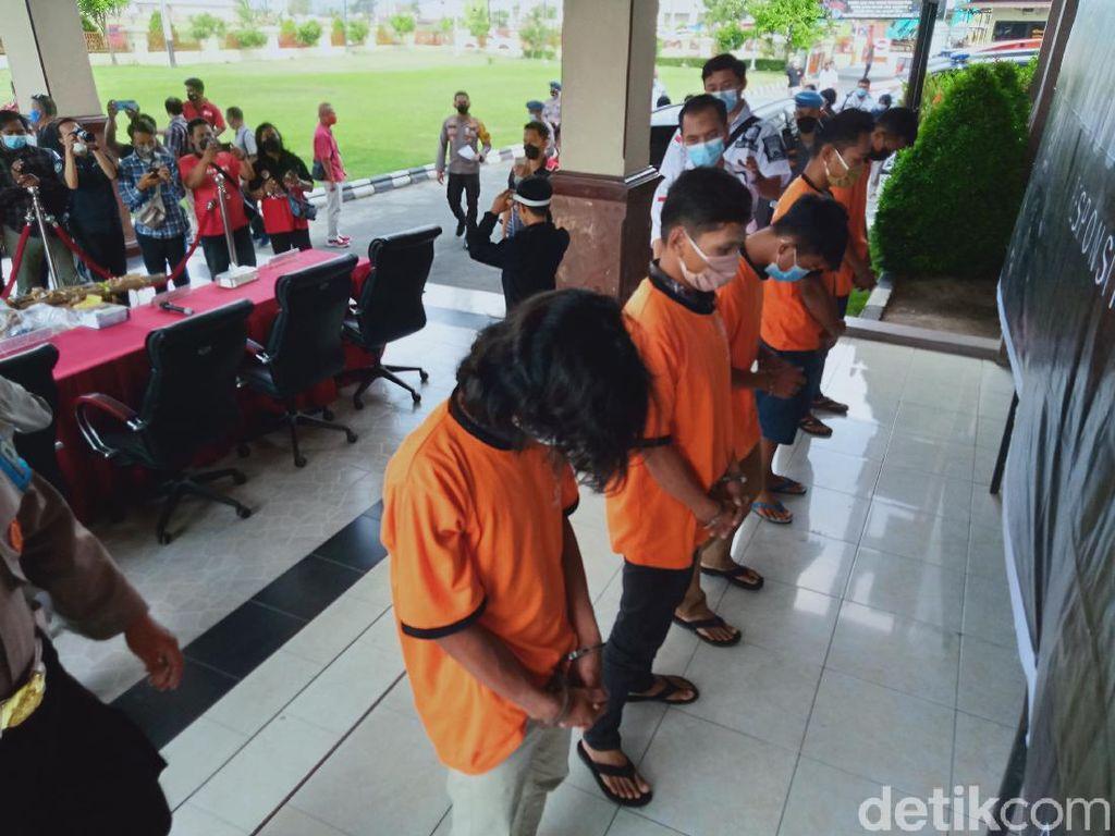 Balon Udara Bawa Petasan Meledak di Klaten, 5 Orang Ditangkap!