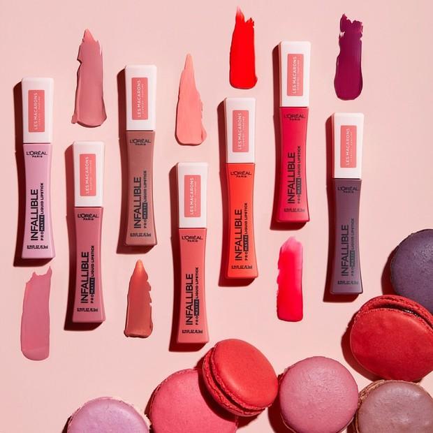 L'Oreal Paris Infallible Pro-Matte Liquid Lipstick
