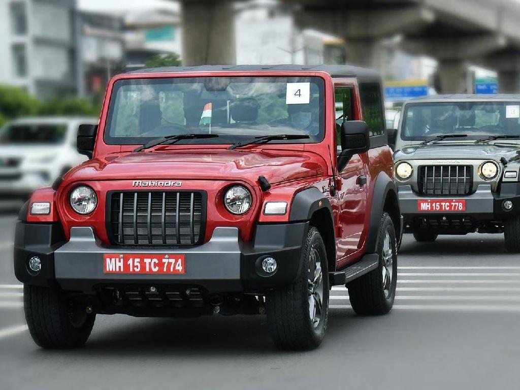 Disebut Mirip Jeep Wrangler, Ini Spek Mobil India yang Dijegal Penjualannya