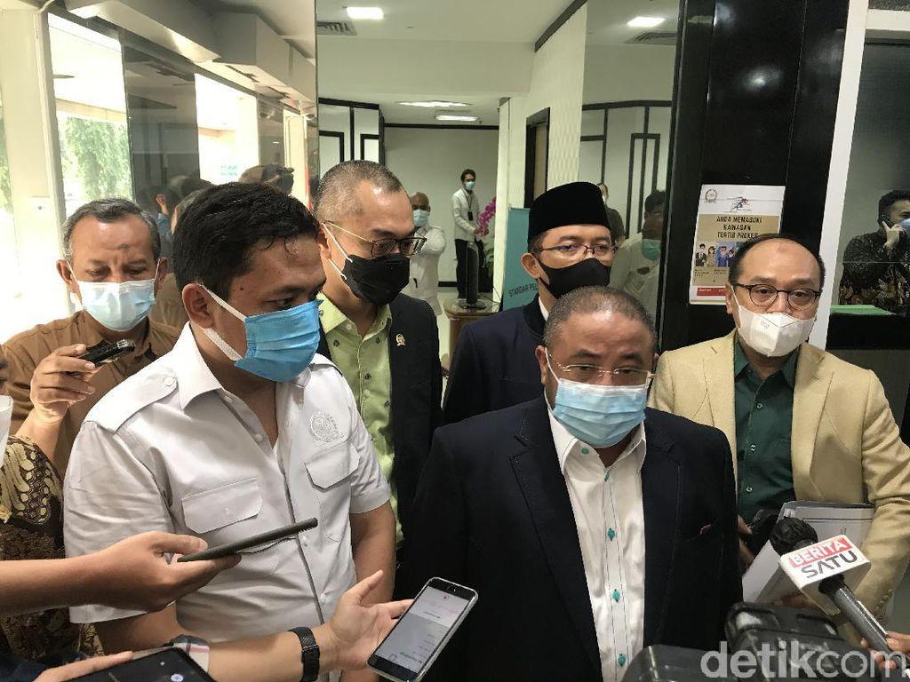 MKD DPR Selidiki Laporan Azis Syamsuddin, Pelapor Bakal Dipanggil