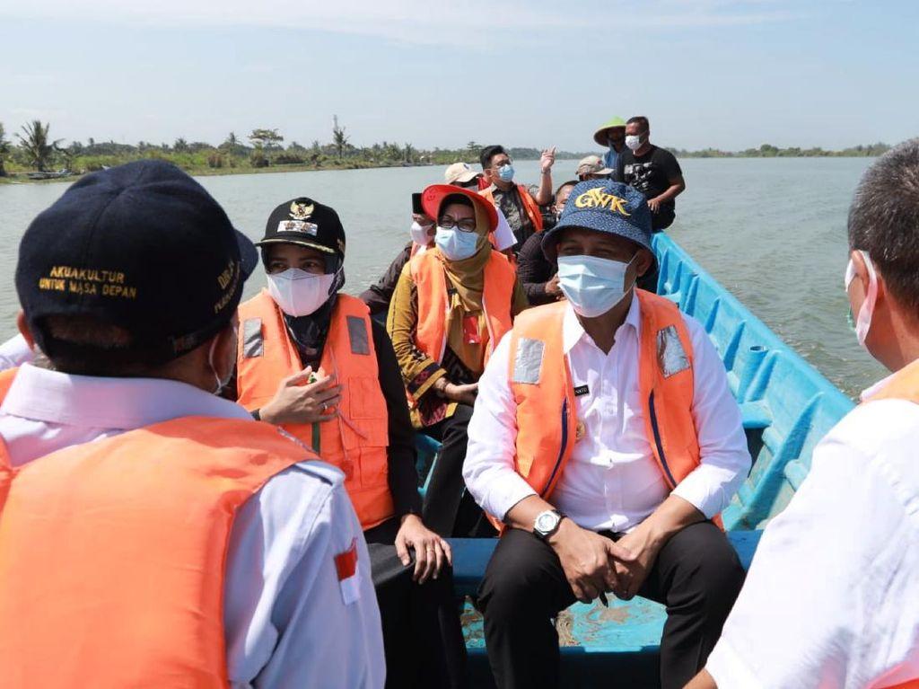 KKP Dukung Pembangunan Shrimp Estate di Kebumen