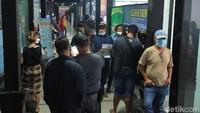 Penumpang Ramai Tes GeNose di Pelabuhan Ketapang, Polisi Minta Jaga Jarak