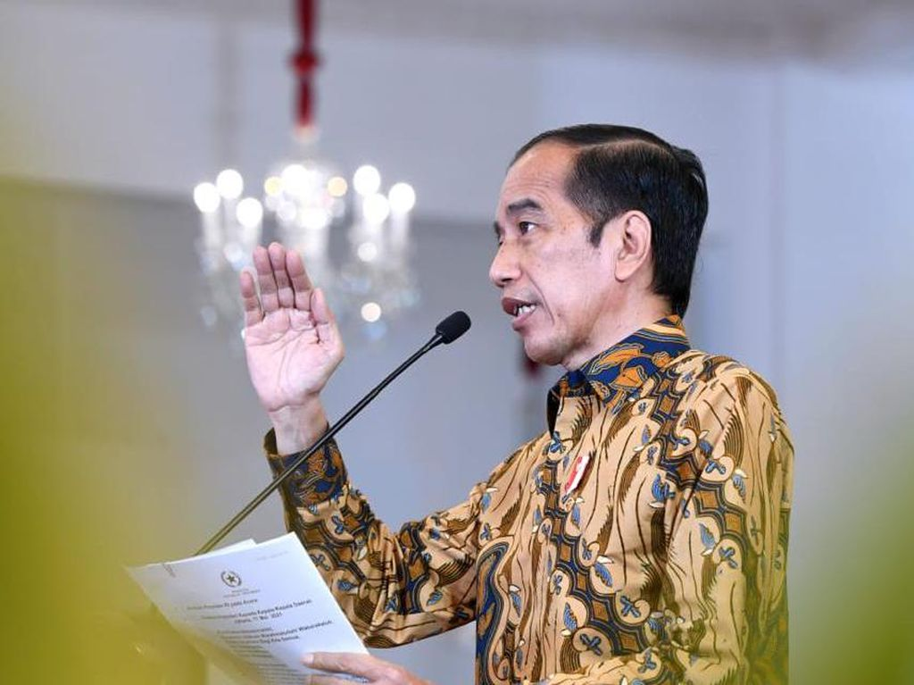 Di Milad MUI, Jokowi Minta Bantuan Jelaskan ke Umat soal Vaksin Halal
