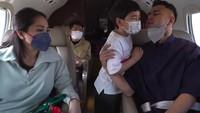 Anti Cegat Cegat Club! Raffi Ahmad ke Malang Pakai Jet Pribadi