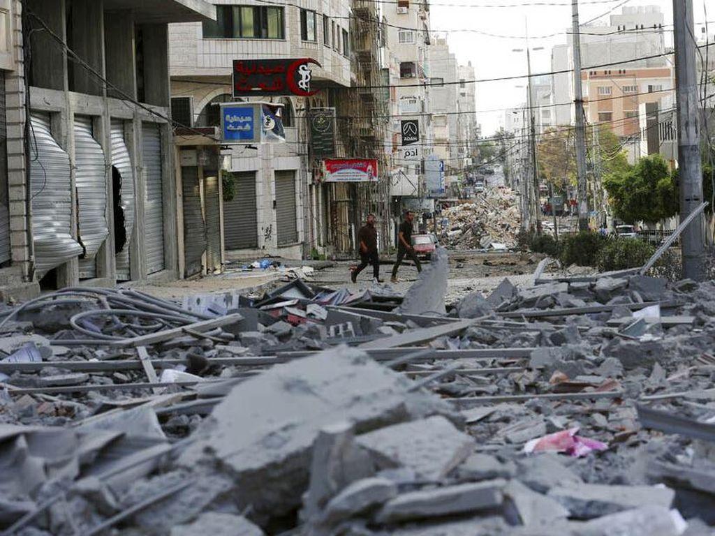 Hamas Janji Tak Ambil Dana Gaza, Israel Tunda Sidang Gusur Warga Palestina