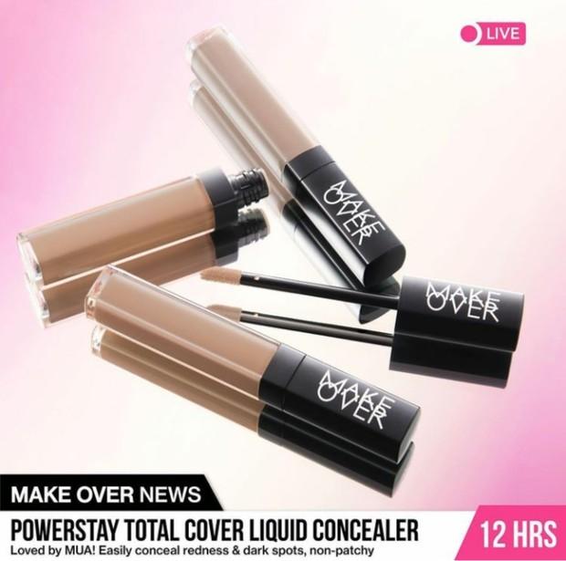 Rekomendasi Concealer Lokal Under 100K Ini Bisa Tutupin Dosa Diwajah/Instagram.com/makeoverid