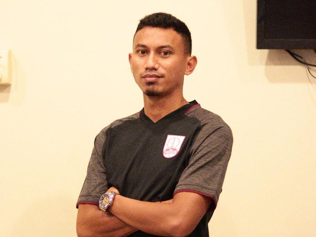 Persis Solo Gaet Rivaldi Bawuo yang Bela Persebaya di Piala Menpora