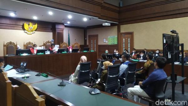 Sidang Kasus Benur Edhy Prabowo