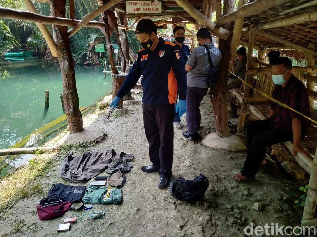 2 Pelajar SMP Tewas Tenggelam di Sendang Silowo Tuban