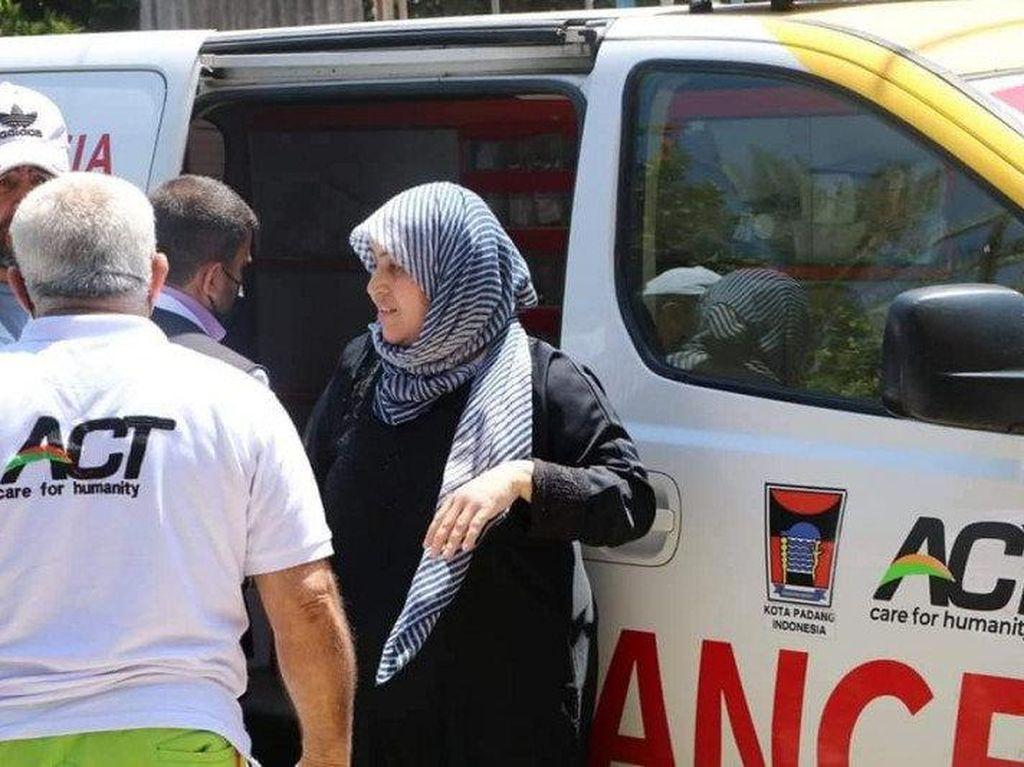 Usai Donasi Ambulans, Pemkot Padang Salurkan Rp 100 Juta untuk Palestina