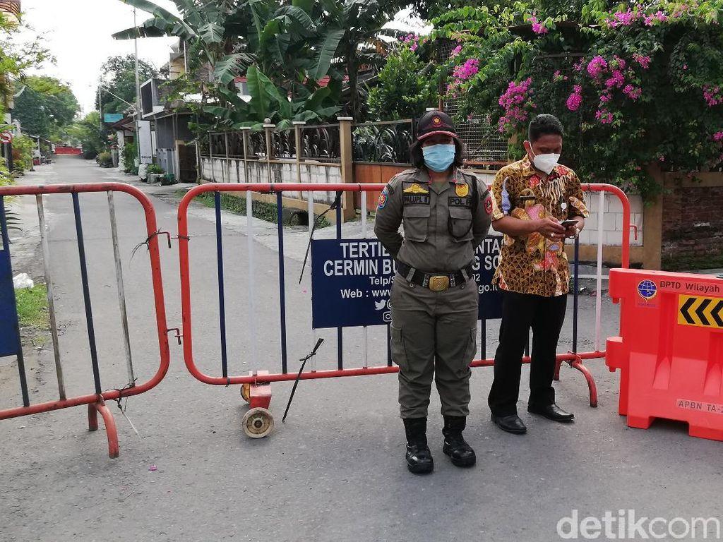 Klaster Corona di Kampung Jokowi, Gibran Perintahkan Lockdown