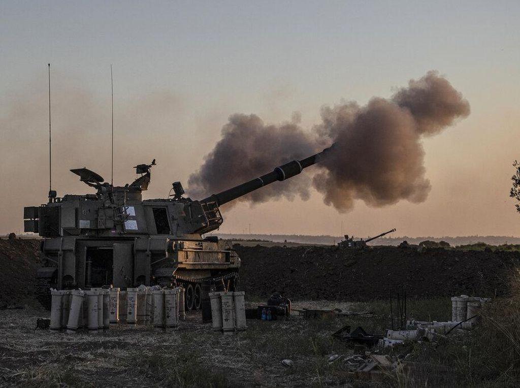 Konflik Israel-Palestina Masuk Hari ke Sebelas