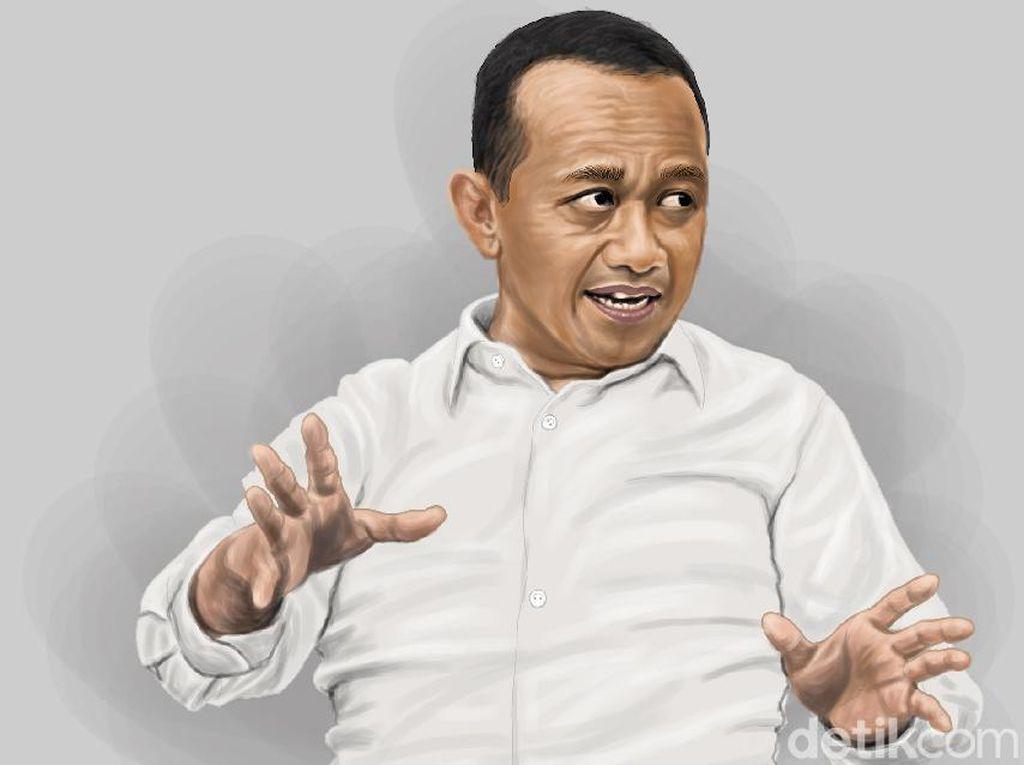 Bahlil Lahadalia Digugat PT Toshida Indonesia di PTUN