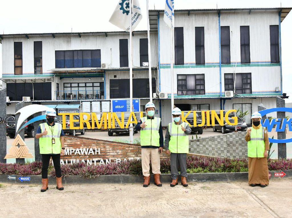 BPH Migas Dukung Relokasi Depot BBM Siantan ke Pelabuhan Kijing