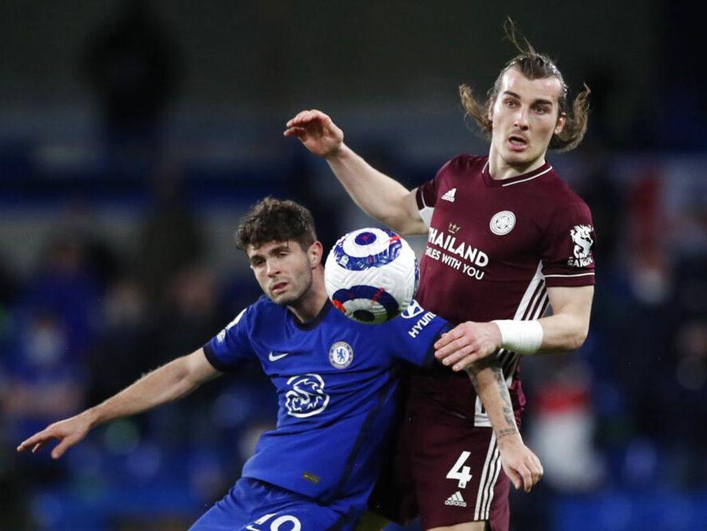 Chelsea Vs Leicester: 6 Fakta Kemenangan The Blues