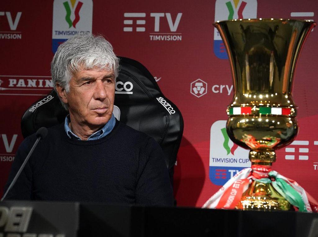 Trofi Coppa Italia sebagai Pemanis Musim Atalanta