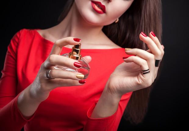 Area Tubuh yang Mempertahankan Wangi Parfum