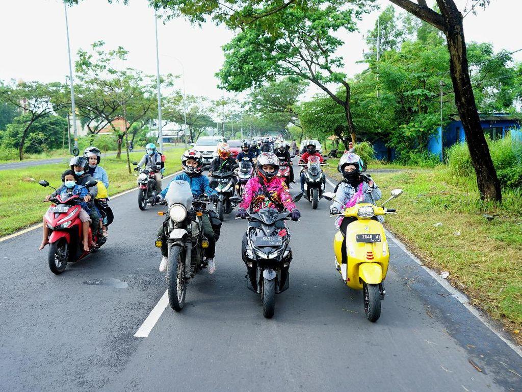 Bertemu Teman-teman Istimewa di Surabaya, Disable Motorcycle Indonesia