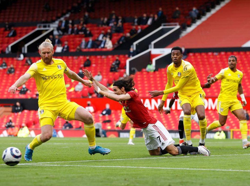 MU Vs Fulham Tuntas Tanpa Pemenang