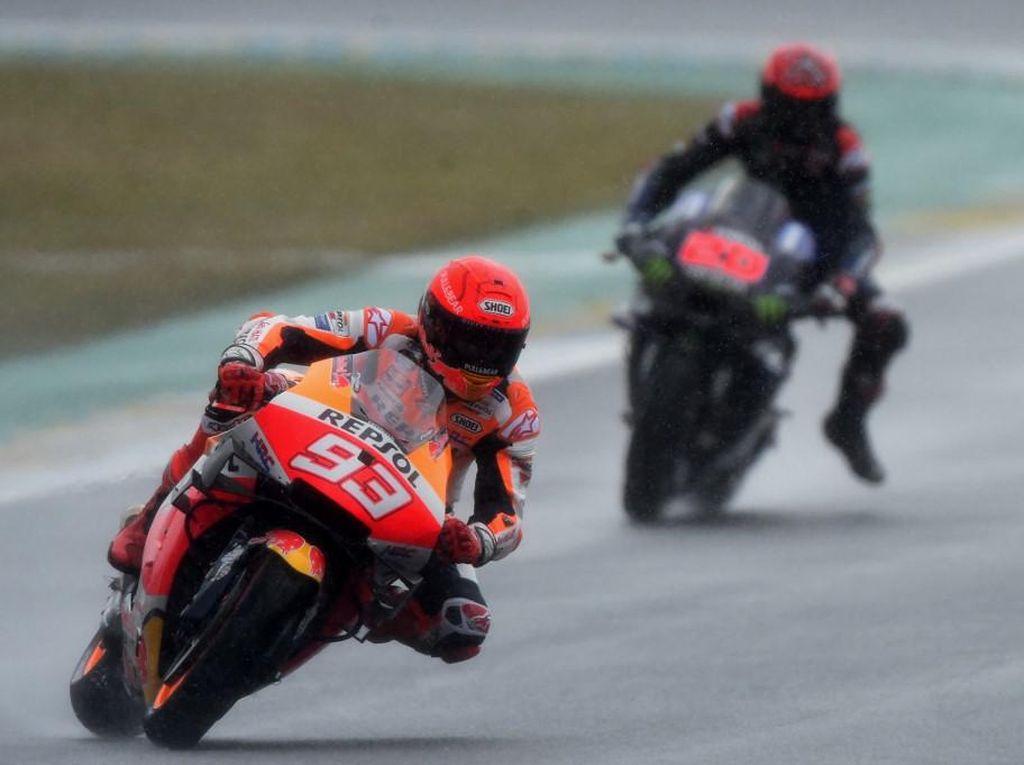 Lorenzo: Marquez Kepedean di MotoGP Prancis