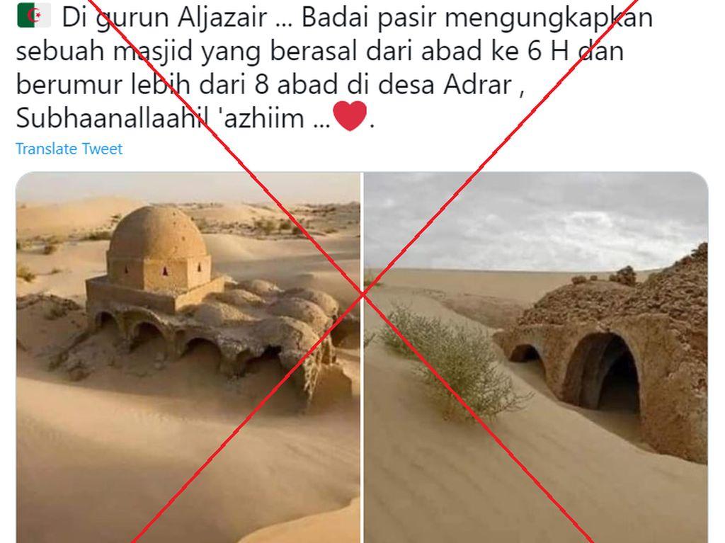 Cuitan Hoax Warga +62 Soal Masjid Sampai Potret Maldives yang Masih Perawan