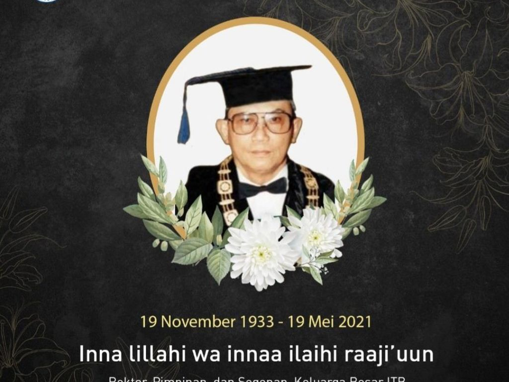 Wiranto Arismunandar, Mendikbud Era Soeharto Berpulang di Usia 88 Tahun