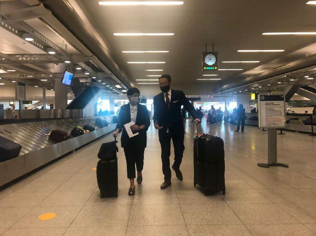 Menlu Retno Terbang ke Markas PBB Hadiri Pertemuan Bahas Situasi Palestina