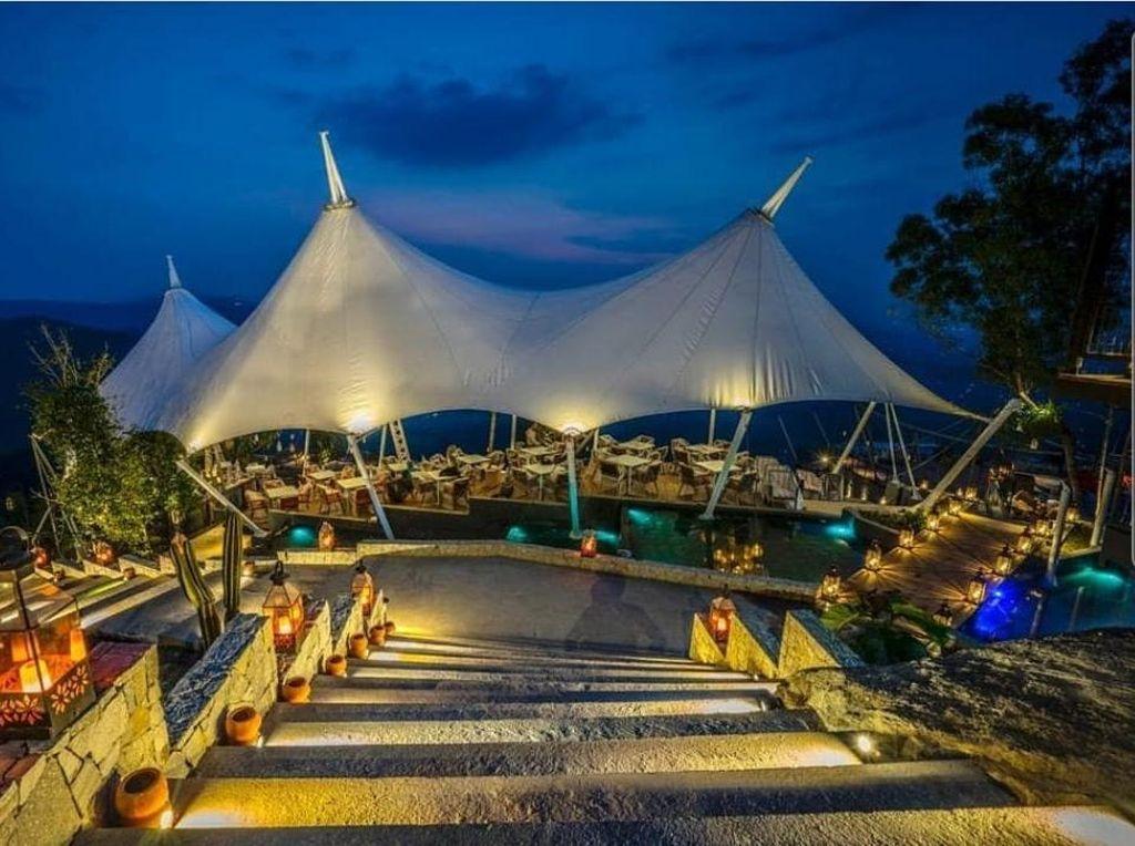 Obelix Hills Wisata Terfavorit di Sleman Saat Lebaran