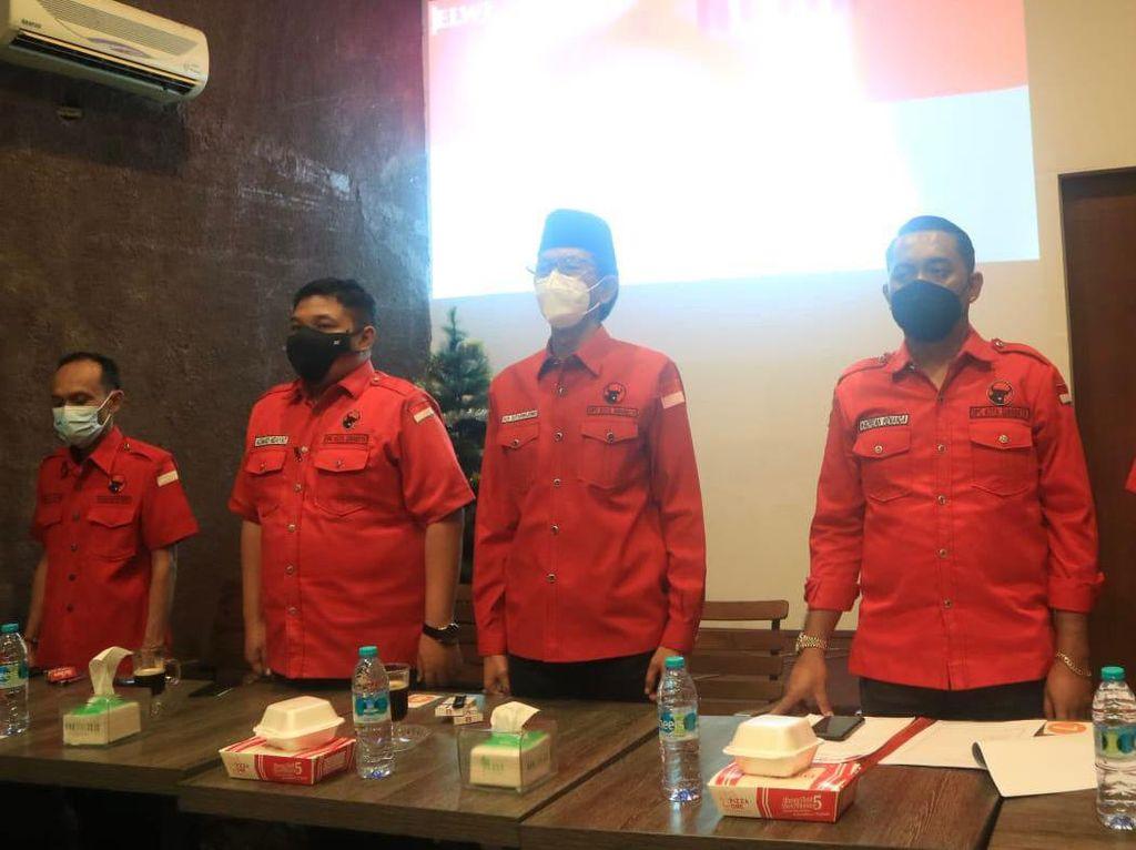 Hadapi Pemilu 2024, PDIP Surabaya Persiapkan Diri Sejak Dini