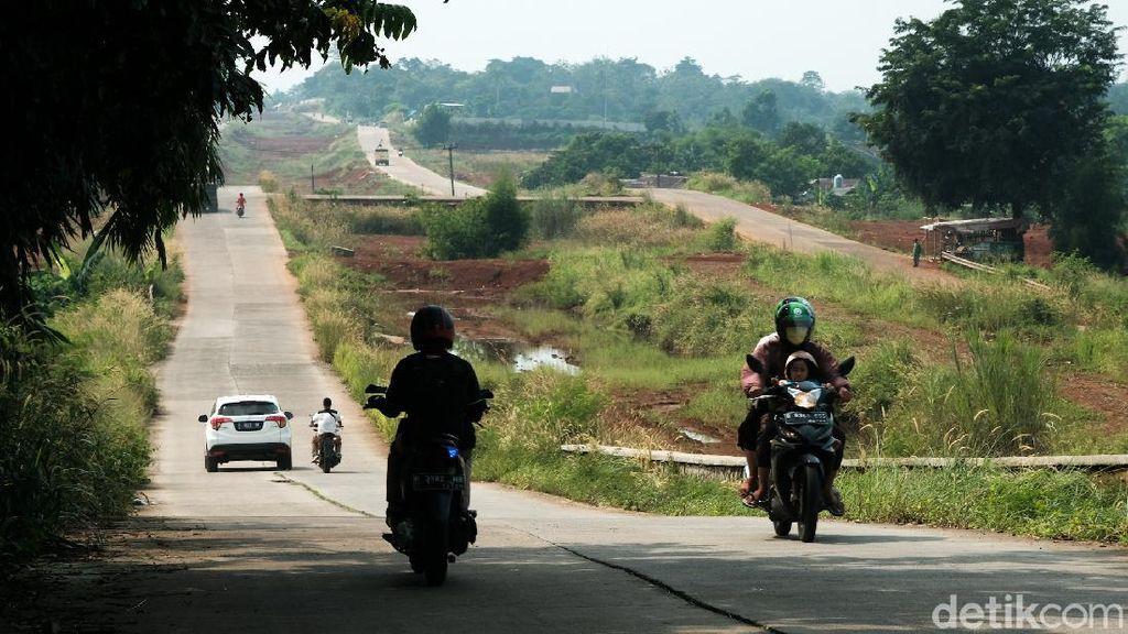 Sudah Bisa Dipakai, Ini Penampakan Jalan Terusan Bojonggede-Kemang