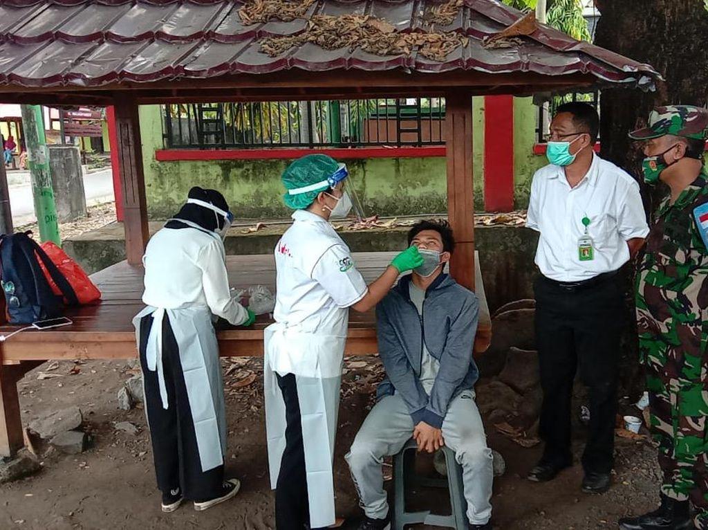 Mulai Hari Ini, Pendatang Masuk Lombok Utara Wajib Tes Antigen
