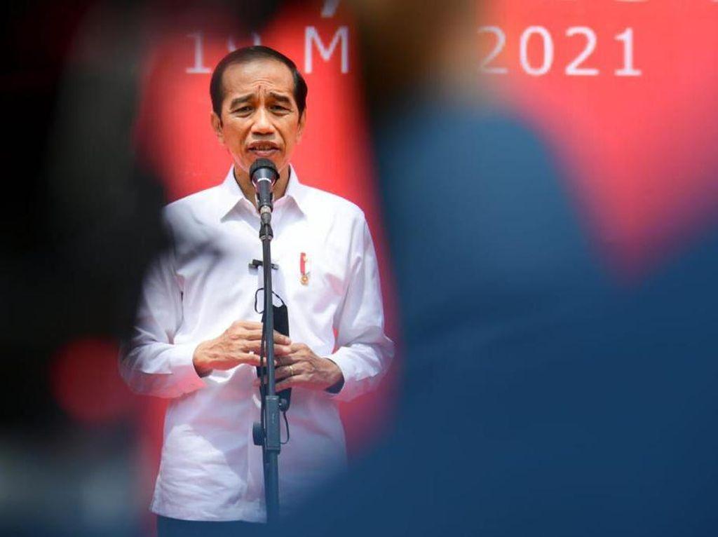 Jajak Pendapat Ungkap Wacana Jokowi 3 Periode Mayoritas Ditolak