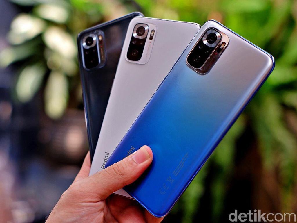 Xiaomi Redmi Note 10S dan Mi 10T Pro Turun Harga